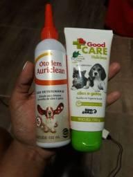 Vendo limpeza de ouvido e limpeza bocal para Pet r$ 50 os dois nunca usado