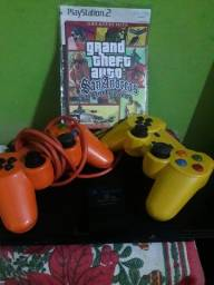 PlayStation 2 completo - Ps2