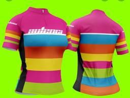 Título do anúncio: Camisa Ciclist Masc e Feminina e shorts