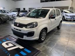 Fiat Uno 1.0 Atractive 2020/20 Completo!!! 0 Km!!