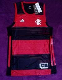 Regata do Flamengo rubro-negra basquete (disponível: G)