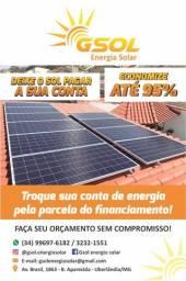 GSOL - Energia Solar Fotovoltaica