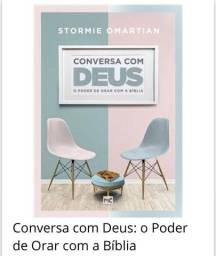 Livro conversa com Deus o poder de orar com a Bíblia