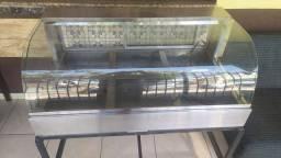 Vitrine quente seca110v 350,00