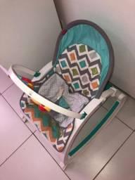 Cadeira de balanço e descanso