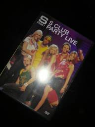 Dvd S Club 7 S club party live