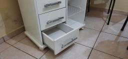 Fruteira armarinho armário cozinha branco