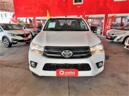 Título do anúncio: Toyota Hilux 2.8 STD 4x4 CD Diesel Manual 2018/2019