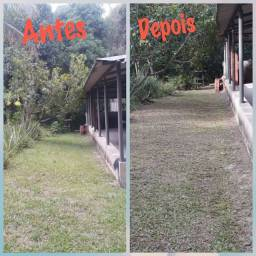 Jardinagem e limpeza