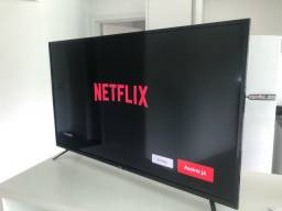 SmartTV 4K tcl 50 polegadas.