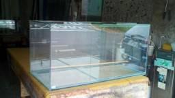 Aquario 200ltrs para peixes