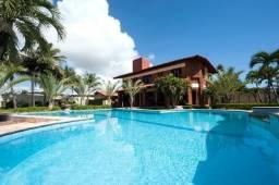 Alugo - Casa Super Luxo - 5 Suítes AR/TV - 20 Pessoas - Apenas 100m do Beach Park
