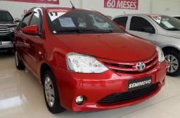 Toyota Etios X 1.5 16 17 - 2017