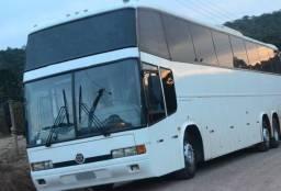Ônibus para banda/motor home