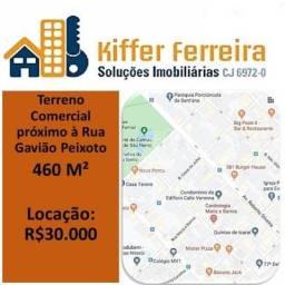 Terreno para alugar, 460 m² por R$ 30.000,00/mês - Icaraí - Niterói/RJ