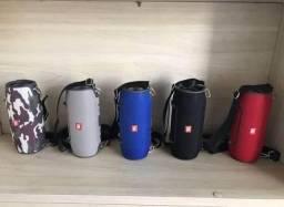 Caixa de Som JBL Xtreme Speaker, com todos os acessórios Com Alça Portátil
