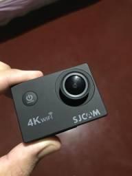 SJ4000 - Câmera de Ação estilo Gopro - Filma em 4K