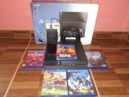Vendo PS4 ou troco por Pc Gamer