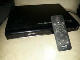 DVD Philips com USB