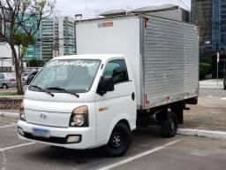 Hyundai HR 2.5 TCI Diesel branca bau km baixo 2016 - 2016