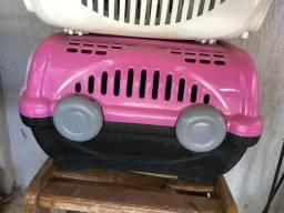 Caixa de transporte para gatos/ cachorros