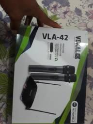 Microfone profissional VLA-42