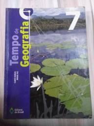 Título do anúncio: Livro de geografia