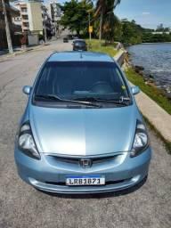 Honda fit 1.5 vtec com GNV - 2005