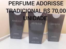Perfume adorisse feminino $ 70,00