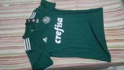 8ffc9ff51c Camiseta Oficial Palmeiras 2018 Adidas