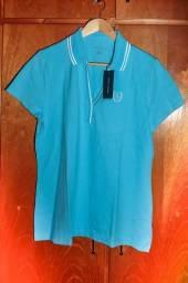51588386a241e Tommy Hilfiger Blusa Polo Feminina - 100% Original e Nova