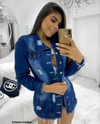 Maxi jaqueta incrível