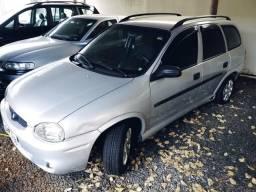 Corsa wagon 2001 novinha - 2001
