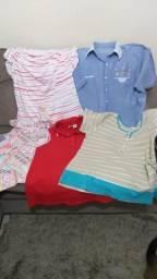 ab504f08b7 camisetas lote