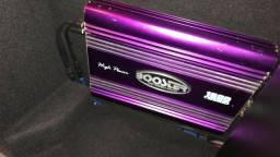 Módulo Amplificador Som Automotivo - Booster