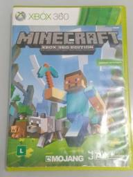 Minecraft Xbox 360 Edition - Português - Usado - Original