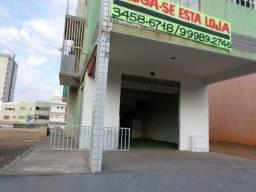 Alugo loja na QS 408 40m² próximo a avenida