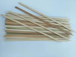 Espetão de bambu