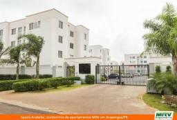 Res. Arabella - Apartamento com 2 quartos para locação - Jd. Aeroporto, Arapongas/PR