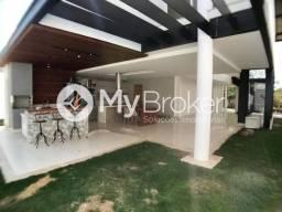 Casa sobrado em condomínio com 4 quartos - Bairro Jardins Valência em Goiânia