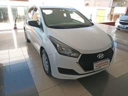 Hyundai HB20 1.0 UNIQUE Branco 2018/2019 - 2019