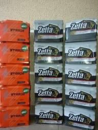 Bateria Zetta (Moura) e Bateria Strada (Heliar) a partir de 179,00