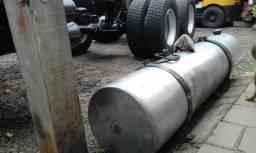 Tanque de Inox (350 lts) Diesel