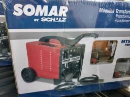 Máquina de solda profissional Schulz MTS 250M