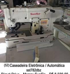 Máquina de costura industrial eletrônica/automática direct drive marca Sunsir  sst782dbz