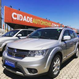 DODGE JOURNEY 2014 3.6 RT V6 GASOLINA kit Multimídia/ teto solar