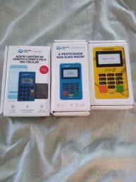 Máquinas cartão de crédito