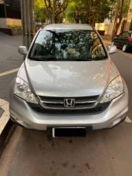 Crv - Honda Automática 2011/12 - Raridade