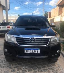 Hilux SRV- 2012/Automatica/Diesel