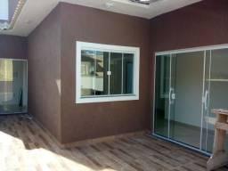 Casa no Condomínio dos Pássaros, 3 quartos (1 suíte) - Guriri (CA028)